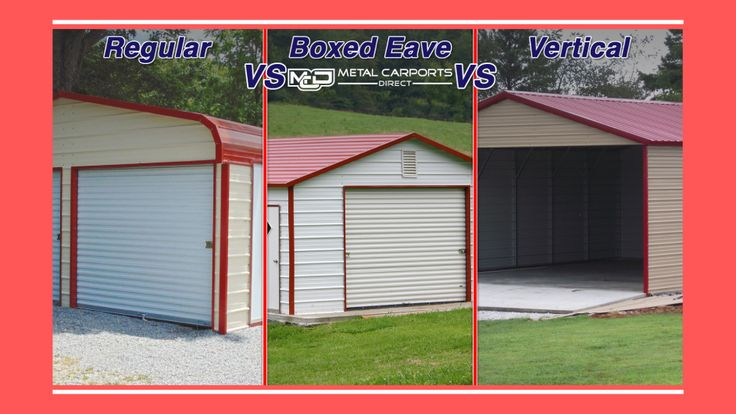 Design Your Own Metal Garages Online in North Carolina