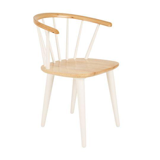 Krzesło GEE białe