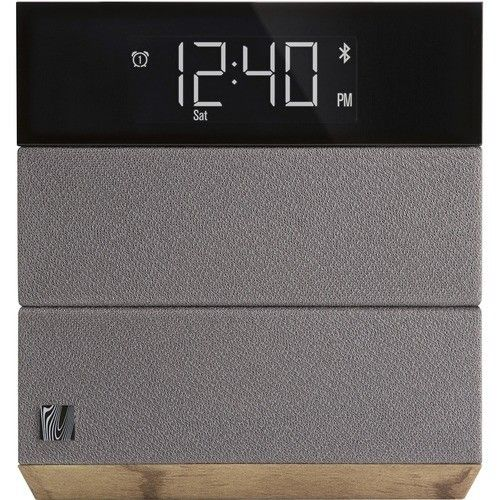 Soundfreaq - Sound Rise 3.5 W Home Audio Speaker System - Wireless Speaker(s) - Wood - Taupe