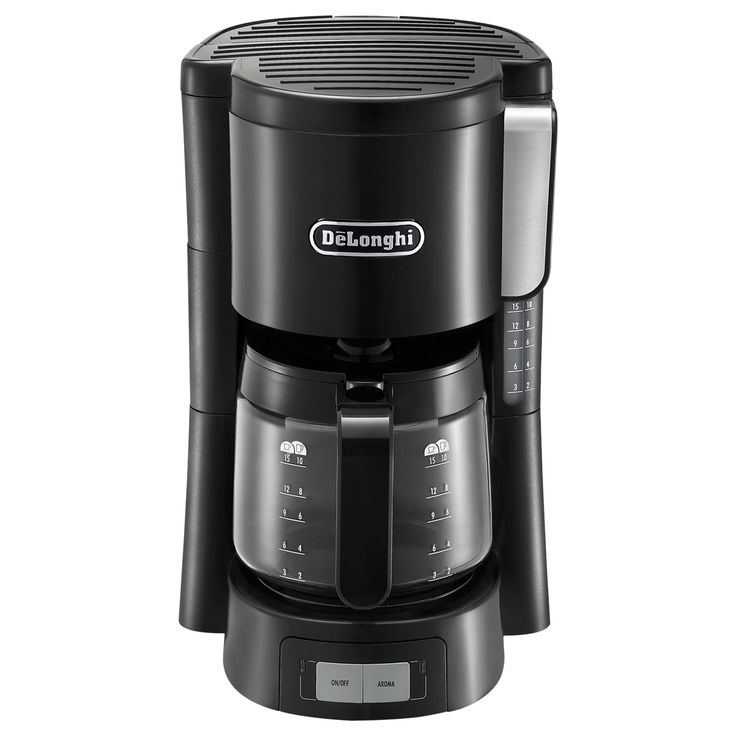 Buy De'Longhi ICM152 Filter Coffee Maker from our All Coffee Machines range at John Lewis. Free Delivery on orders over £50.