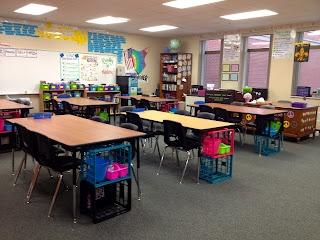 Thrasher's Fifth Grade Rockstars: Let the fun begin... Classroom Organization Tips