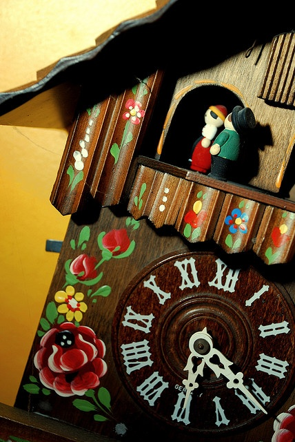a coo coo clock from germany