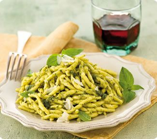 Trofie al Pesto Liguria