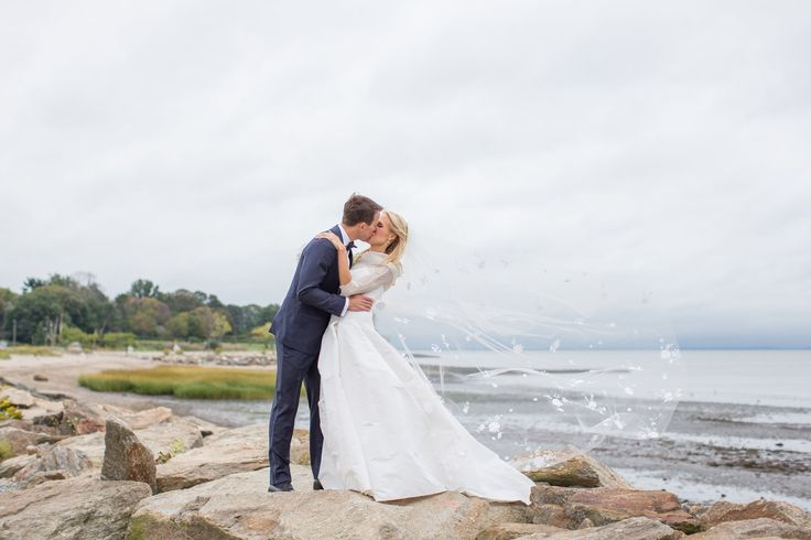 Hilary Keefe and Christopher Schuville's Wedding in Fairfield