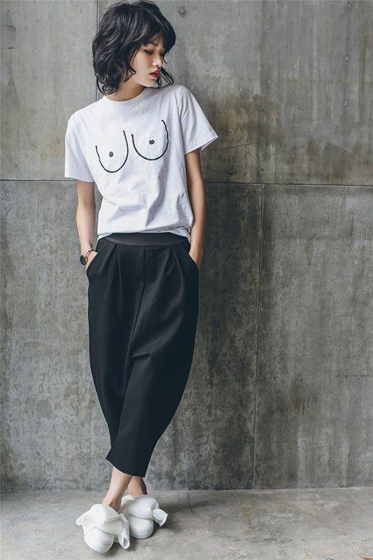 Printed Tee Shirt