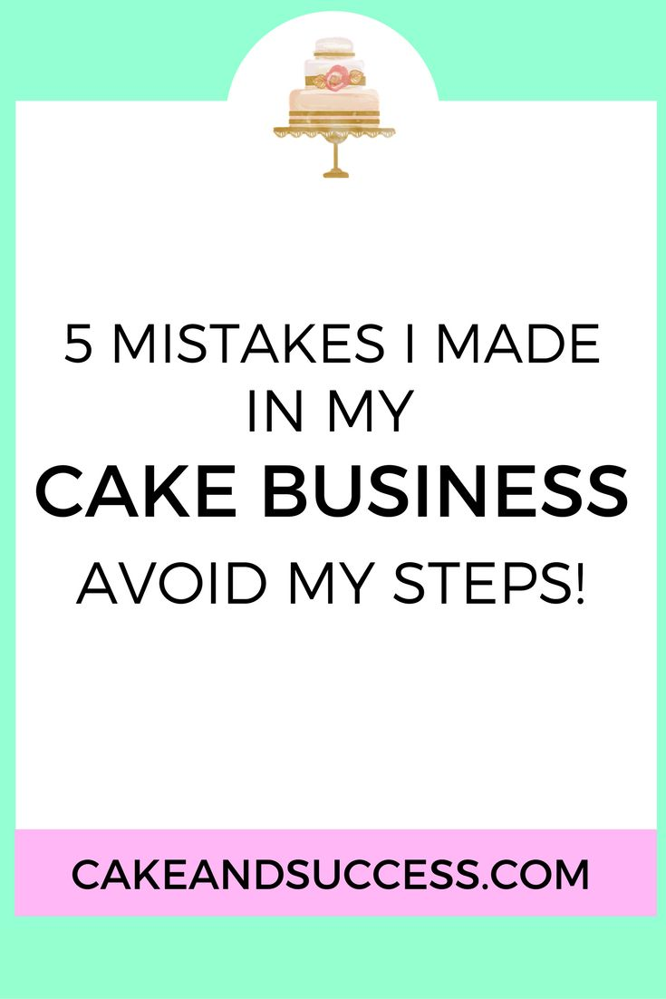Avoid these 5 mistakes I made growing my cake business and pricing my cakes. How to price your cakes, cake decorating tutorial, sugar flower tutorial, cake tasting