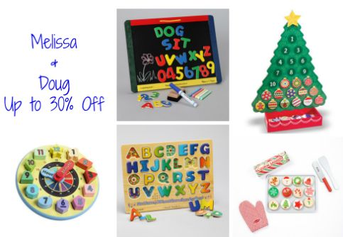 STL Mommy « Melissa & Doug Toys Up To 30% Off