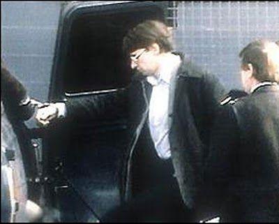 Nilsen's arrest