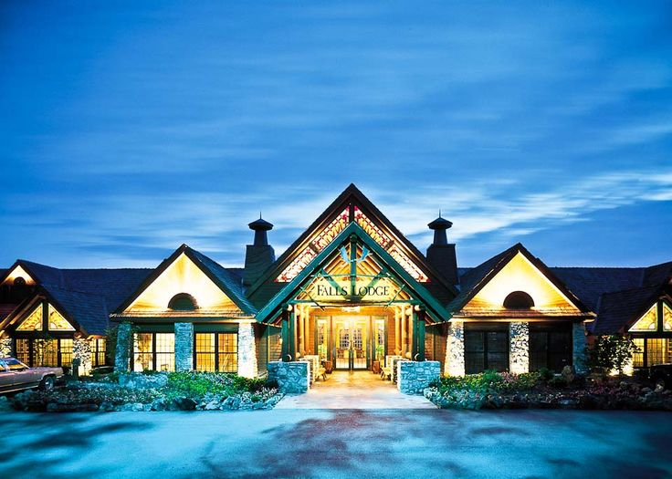 Beautiful Rocky Mountain Log Home Commercial Building