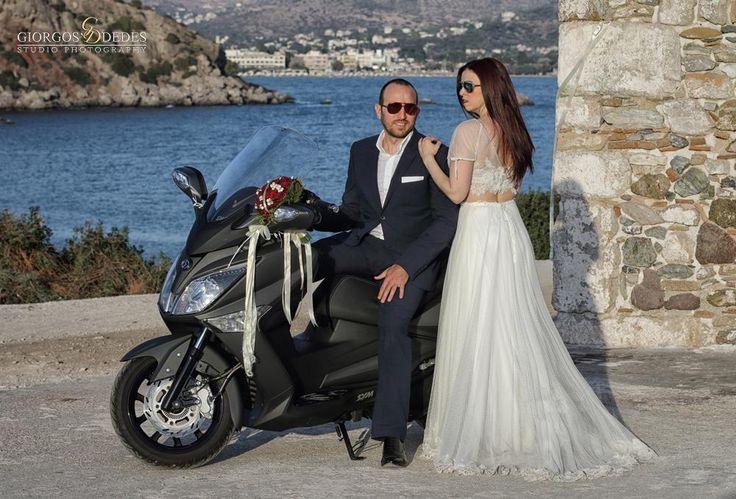 Φωτογράφηση γάμου στον Άγιο Νικόλαο Αναβύσσου