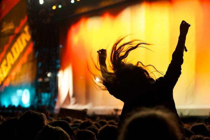 – the grandfather of European rock festivals