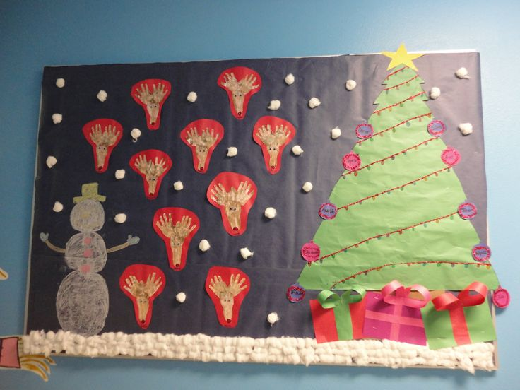 Christmas Decoration For Board : Best ideas about holiday bulletin boards on
