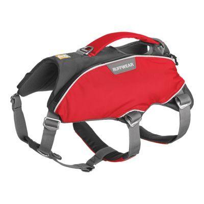 Ruffwear Web Master Pro Dog Harness - Red Currant - L/XL