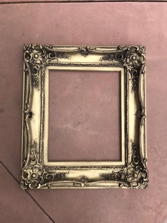 16x20 Antique Shabby Chic Frames Baroque Frame For Canvas Large Picture Frame French Ornate Frame Antique Picture Frames Chic Frames Shabby Chic Frames