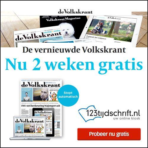 Ontvang nu 2 weken gratis de #Volkskrant in de brievenbus