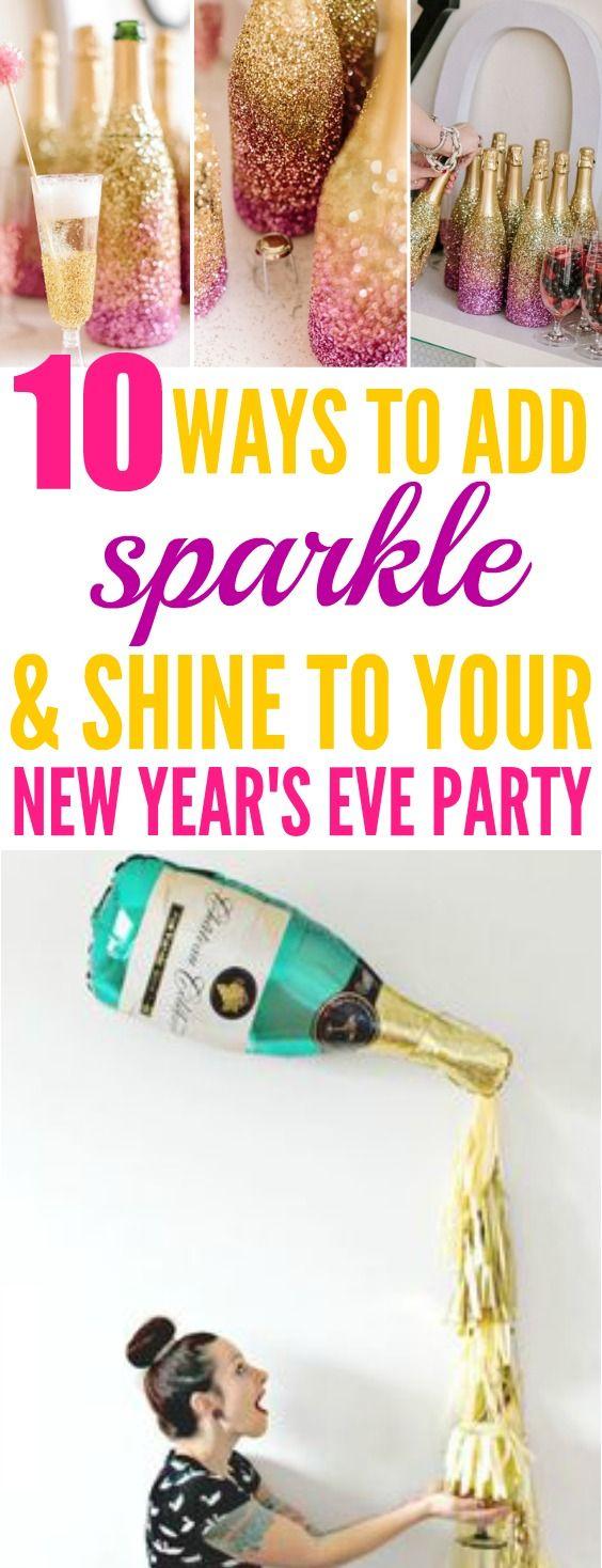 Best 25 Glitter Party Decorations Ideas On Pinterest
