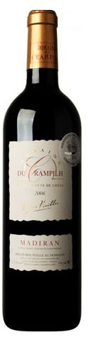 Domaine du Crampilh Madiran Vignes Vielles 2009- 3 reviews and featured in Decanter magazine June 2013 edition