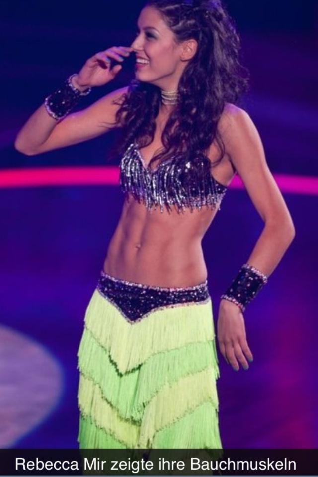 Lets Dance Rebecca Mir