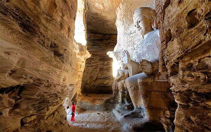 An Underground City Of Giants Discovered In The Grand Canyon If only the world's buried cities would rise up someday…but they won't. They are almost impossible to find but stories about rediscovered cities once inhabited by a race of giants will...