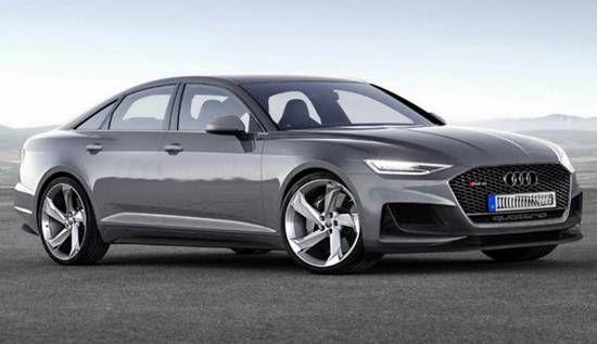 2018 Audi RS6 Sedan and Avant Redesign