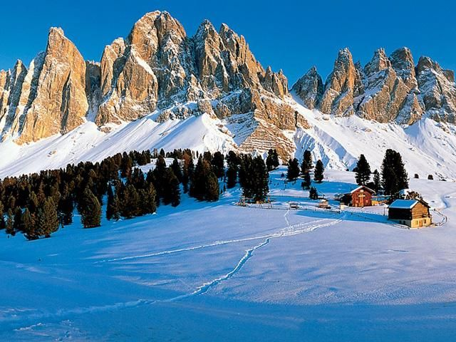 The ski areas in South Tyrol are ranking as one of the best and modern from Europe