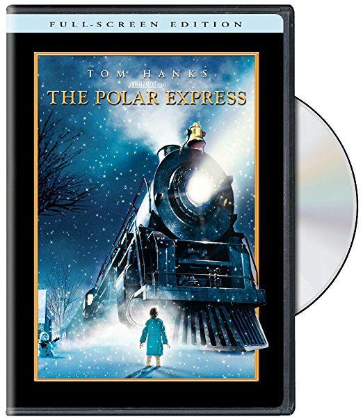 The Polar Express (Full Screen Edition)