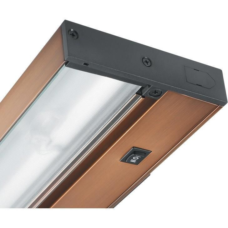 """Juno Lighting UPLED22-BZ - 22"""" Pro-Series LED Dimmable Undercabinet Fixture Brushed Bronze"""