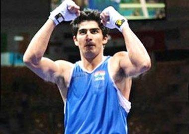 London Olympics 2012: Boxer Vijender Singh storms into quarterfinals, keeps medal hopes alive