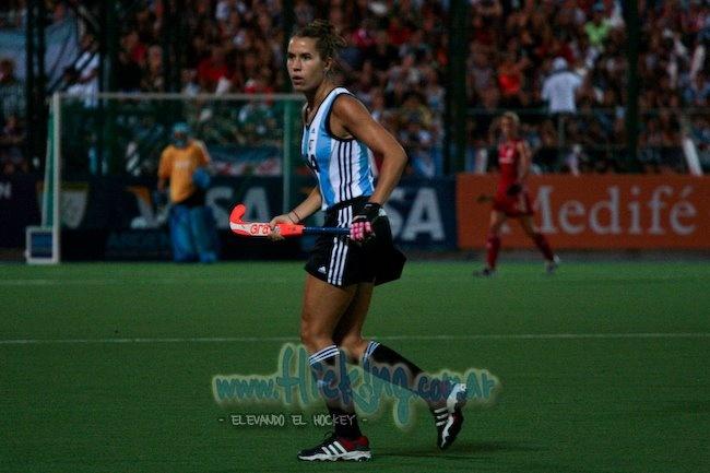 Final #CT2012   Daniela Sruoga #LasLeonas #HockeyCesped