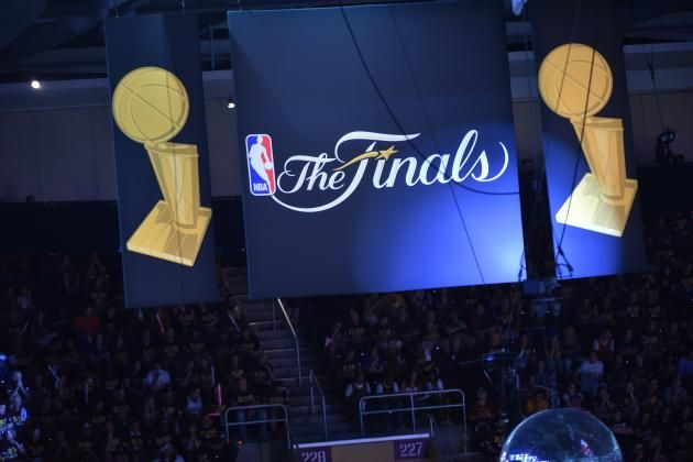 nba finals 2016  | 2016 NBA Finals Schedule Released: Dates, Format and More | Bleacher ...