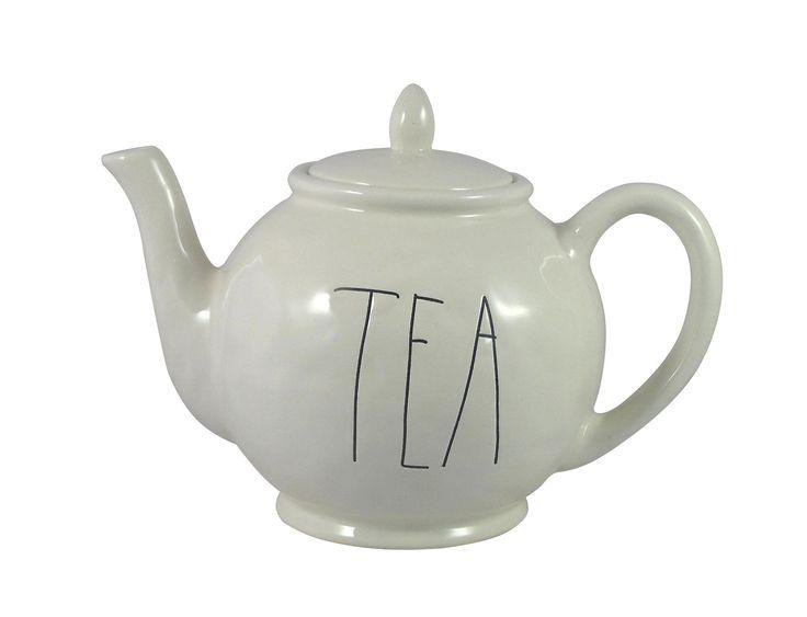 rae dunn tea pot by magenta rae dunn pinterest tea