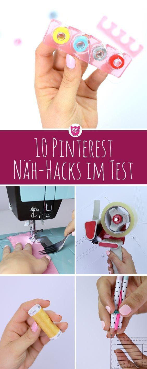 27 best Nähen Grundwissen & Tipps images on Pinterest ...