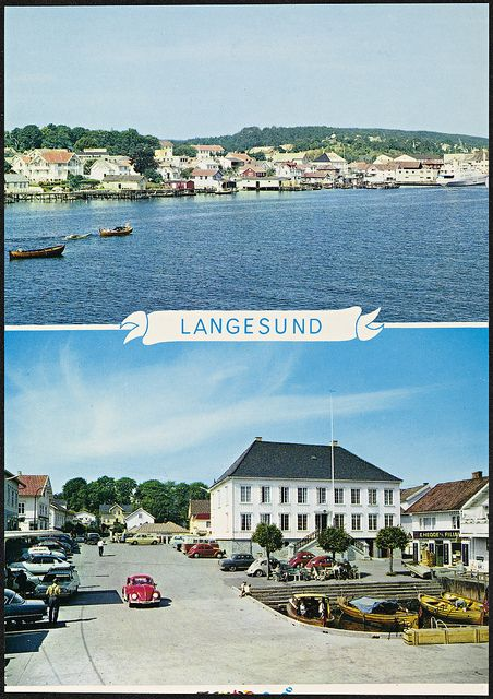 H-C-1 Norge: Langesund | Flickr - Photo Sharing!