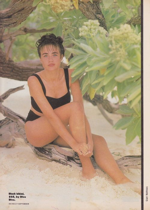 Dolly September 1988 | Vanessa Kelly | Bikini Beach 07