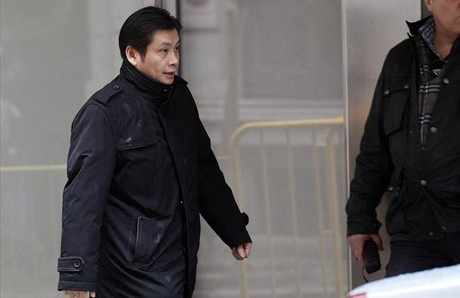 El juez Andreu envía a prisión a Gao Ping por riesgo de fuga