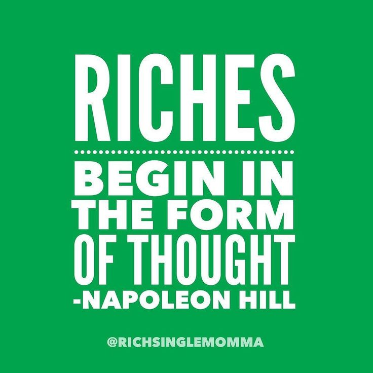 Riches begin in your mind. What you think and believe about money determines how often and how much money comes into your life. if you are stuggling with money it's because of your money mindset. What are you saying about money? What do you think about it? Is it positive negative fearful  expectant?