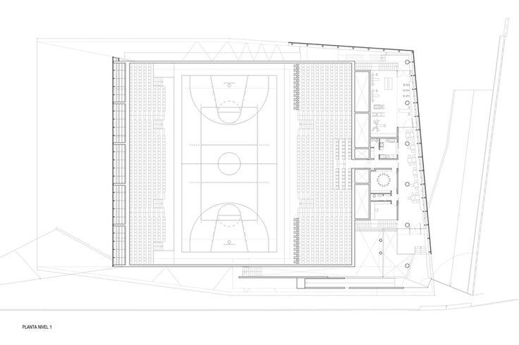 Gallery of Municipal Gym of Salamanca / Carreño Sartori Arquitectos - 21