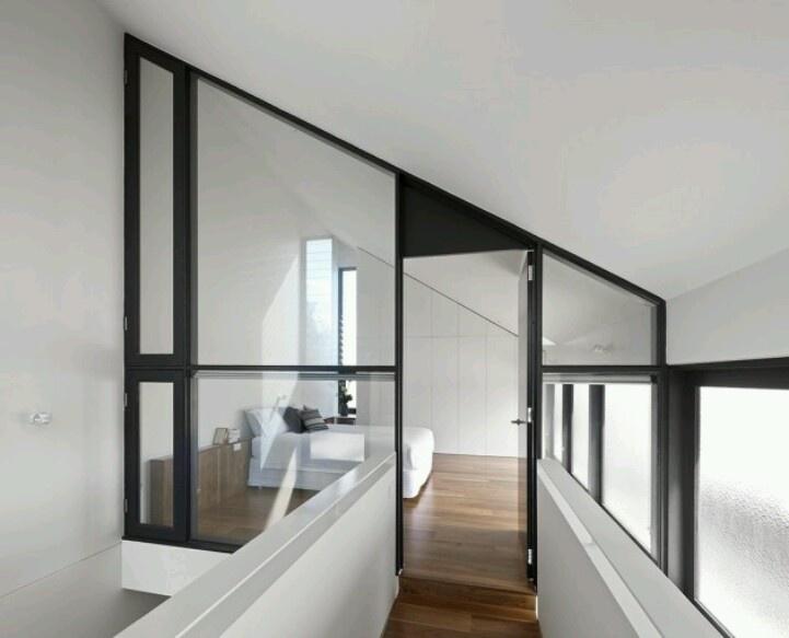 Cloison vitrée Tangram