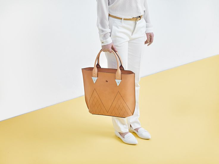 TheBétaVersion Spring/Summer 2015 campaign - Frida shopper