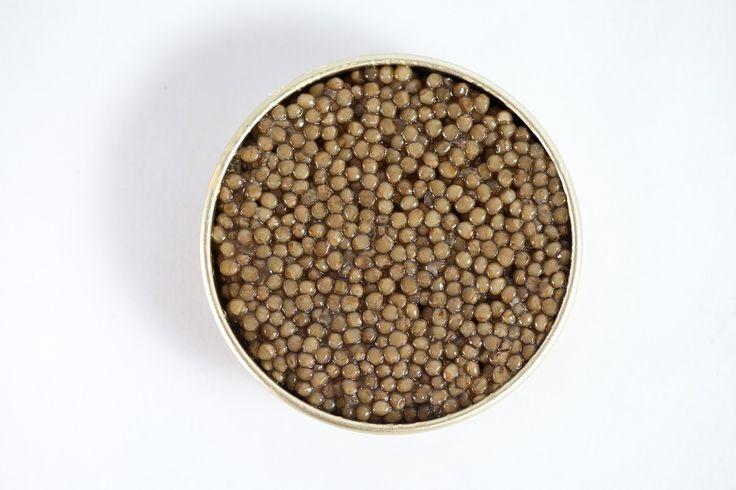 Imperial California White Sturgeon Caviar