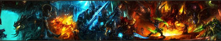 General 4723x886 World of Warcraft: Wrath of the Lich King World of Warcraft Arthas
