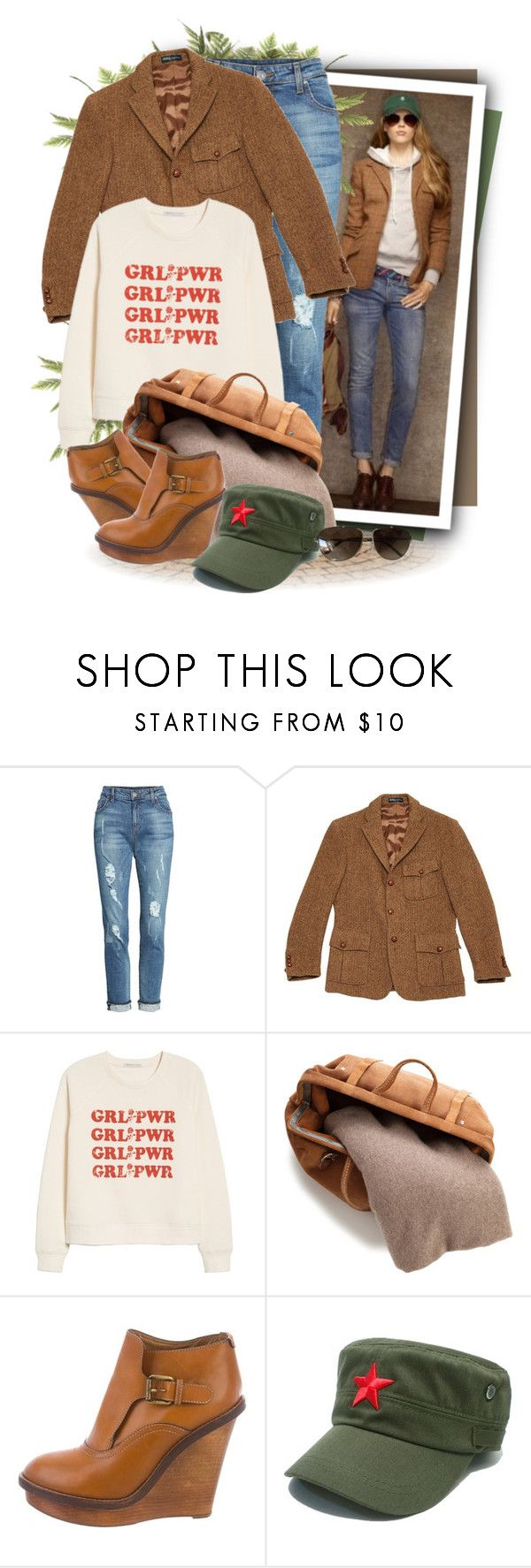 """Feminist"" by tasha1973 ❤ liked on Polyvore featuring KUT from the Kloth, Polo Ralph Lauren, Rebecca Minkoff, White + Warren, Christian Dior, womensHistoryMonth, pressforprogress and GirlPride"