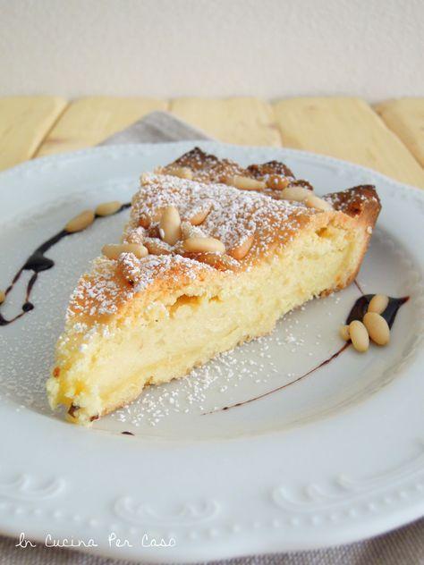 Torta della Nonna, az olaszok kedvenc krémmel töltött pitéje   Életszépítők