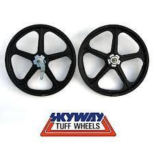 Skyway BMX mag wheel