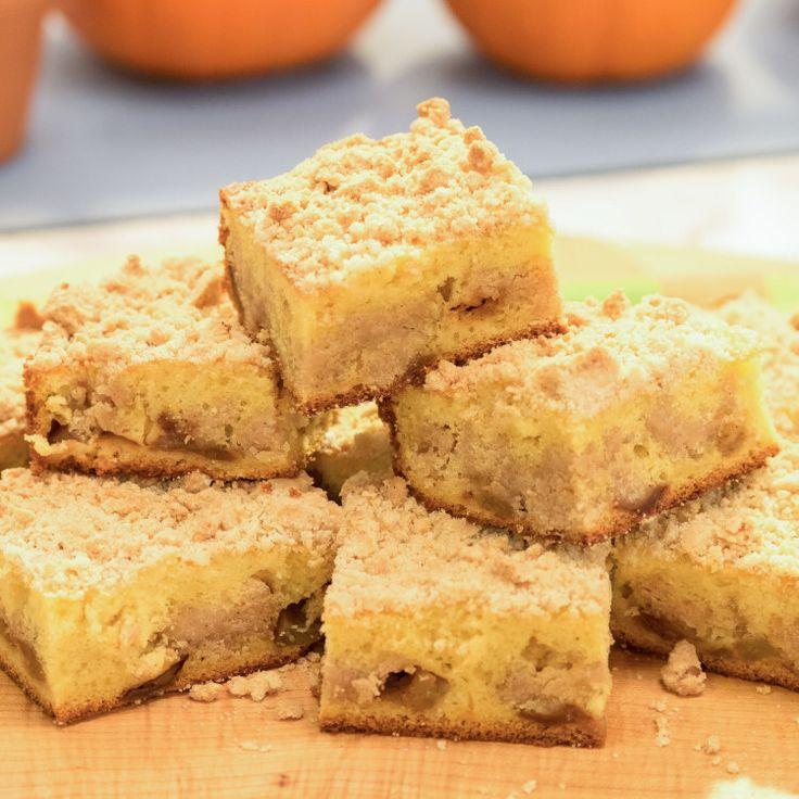 Mauro Apple Crumb Cake By Jeff Mauro