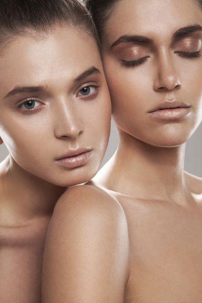 Make up: Valentina Raimondi Photo: Roberta Ungaro #valentinaraimondi #makeup #beauty #shimmer #shooting #models #nude #lauramercier #bronze