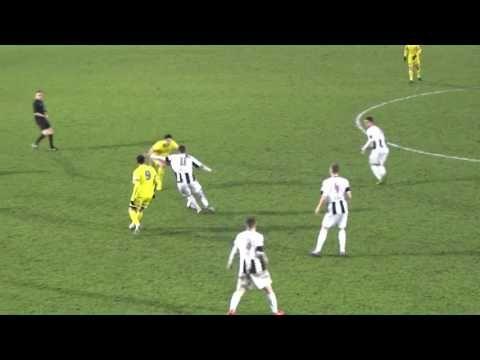 Highlights | Stafford Rangers 0 - 1 Grantham Town | Evo-Stik Premier [21.01.17]