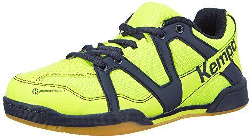 Kempa TEAM JUNIOR Unisex-Kinder Handballschuhe - http://on-line-kaufen.de/kempa/kempa-team-junior-unisex-kinder-handballschuhe