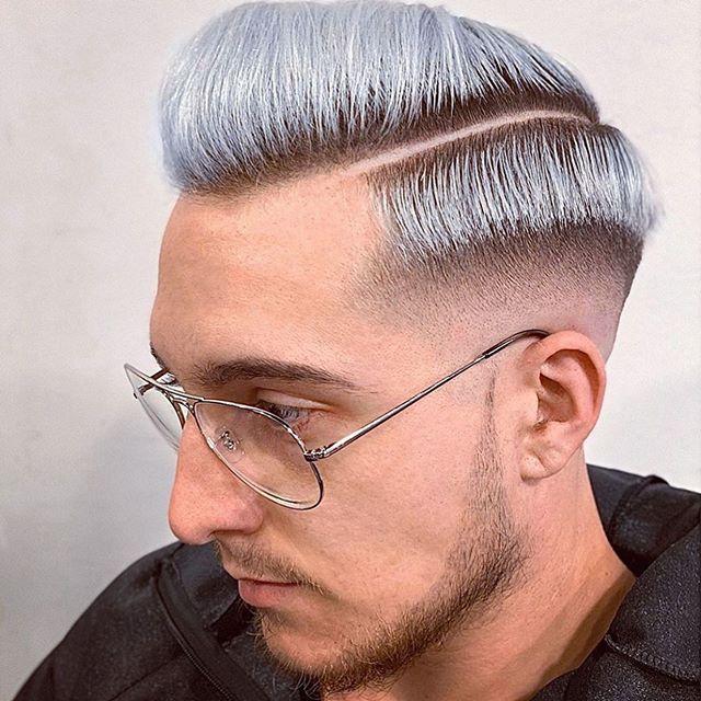 50 Kuhle Manner Rasierte Seiten Frisur In 2020 Rasiert Seite Frisuren Frisuren Rasieren