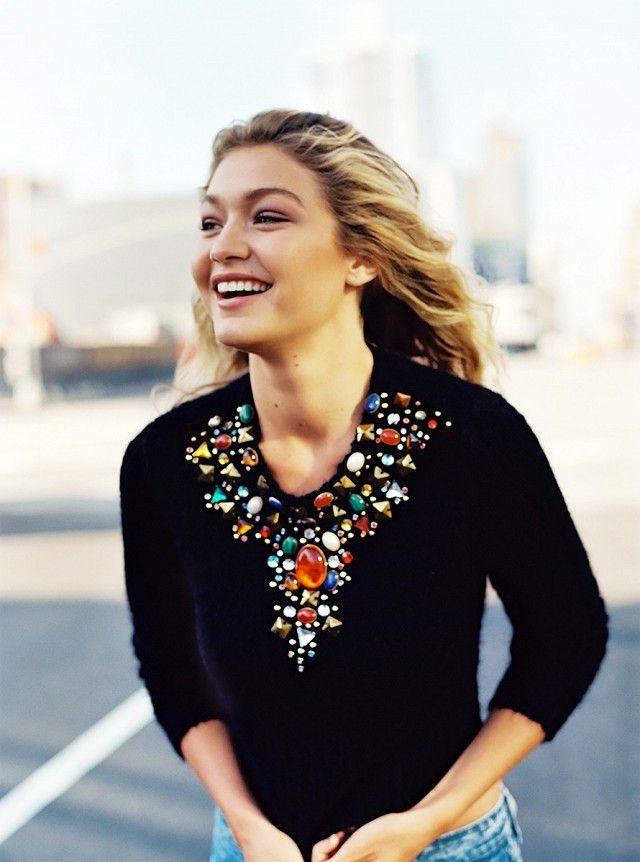 Gigi Hadid's tips for living a healthy lifestyle